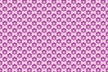 consecutive: Background Material wallpaper  (Flower pattern Villa consecutive)