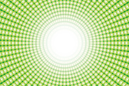 Background Material wallpaper  (Emission of light and small spheres of many, circle of light,) Vector