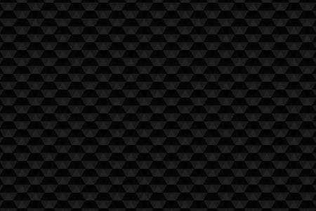 Wallpaper background material  (Hexagonal block of diamond pattern)