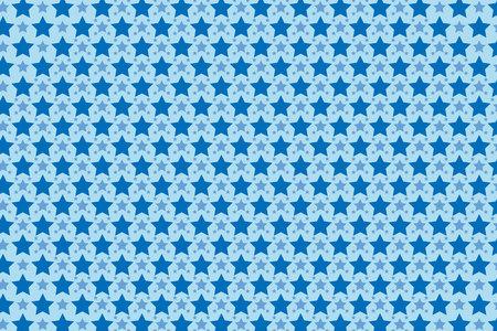 Wallpaper Background Material  (Pattern of star pattern, star, star, stardust,) Vector