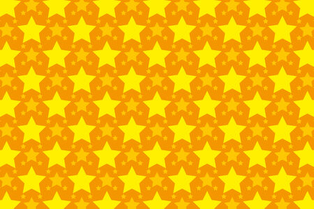 Wallpaper Background Material  (Pattern of star pattern, star, star, stardust,) Vector
