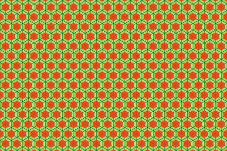 material: Background Material wallpaper (Hexagonal pattern)