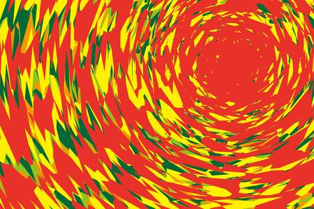 Background Material wallpaper (Pattern of graffiti-style sun) Vector