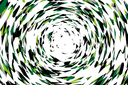Background Material wallpaper (Circular camouflage color)