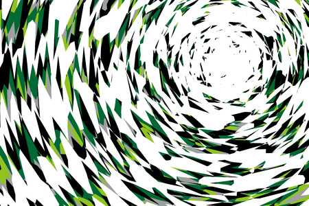 Background Material wallpaper (Circular camouflage color) Vector