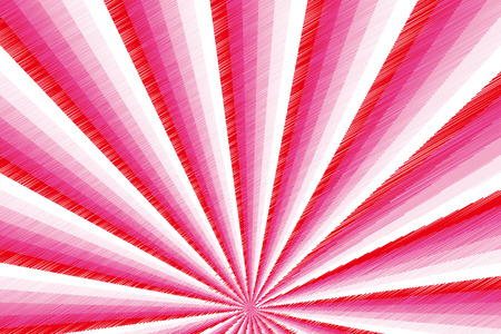 Background material wallpaper (Rough radial multicolor line) Vector