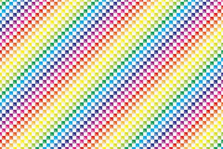 rivet: Background material wallpaper (Square rivet style tile) Illustration