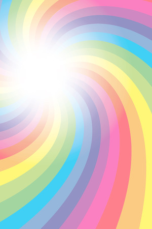 material: Rainbow background material wallpaper