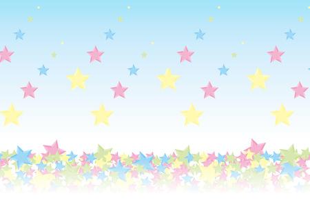 publicity: Papel pintado del fondo de material, llovi� y se amontona estrellas, cielo nocturno, cielo estrellado, galaxias, nebulosas, cielo, polvo de estrellas, modelo de estrella, estrellas brillantes, brillo, estrella, colorido, publicidad, publicidad, promoci�n de ventas, CM, comerciales, promocionales