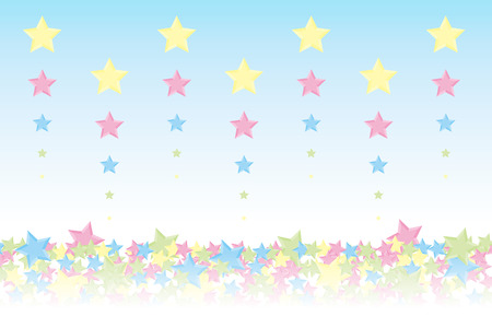 galaxies: Background material wallpaper, it rained and it piled up star, night sky, starry sky, galaxies, nebulae, sky, stardust, star pattern, sparkling stars, glitter, star, colorful, advertising, publicity, sales promotion, CM, commercial, promotional