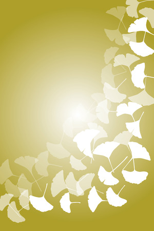 fallen leaves: Background material wallpaper (autumn leaves, fallen leaves, autumn, ginkgo, maple, maple,)
