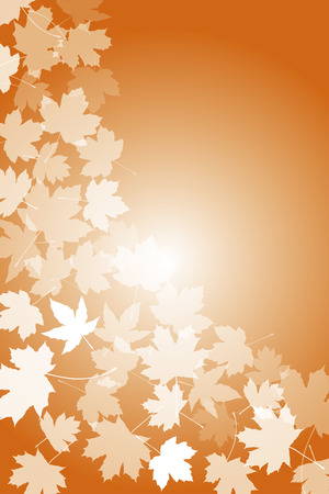 late autumn: Background material wallpaper (autumn leaves, fallen leaves, autumn, ginkgo, maple, maple,)