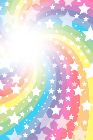 Background material wallpaper rainbow rainbow rainbow rainbow background material wallpaper rainbow rainbow colors seven colors sparkling stars glitter voltagebd Image collections