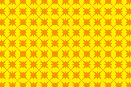 yelllow: Background material wallpaper, mesh, check pattern, stars, star, flyers, posters, avatars, icons, thumbnail, promotion Illustration