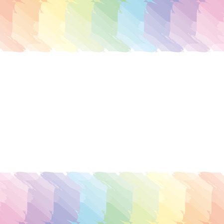 sns: Background material wallpaper, rainbow colors, rainbow, character space, name card, price card, copy space, text space, white space