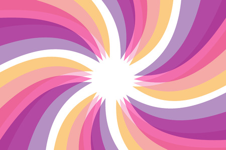 Background, material, wallpaper, spiral, radial, colorful, transparency, gloss, fluorescent color, whirlwind, tornado, sun Vector