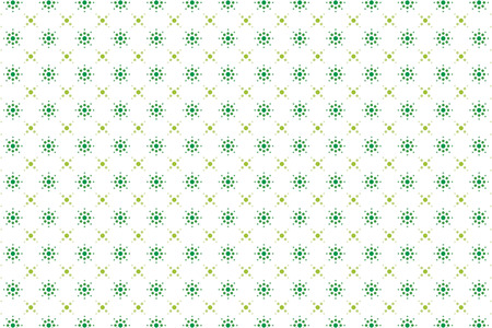 Background material wallpaper, circle, point, dot, dots, polka dots, decoration, ornament, patterns, wrapping, wrapping paper, fireworks, flower, flower pattern, sun Ilustração