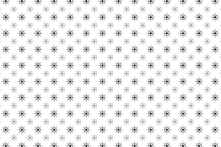 Background material wallpaper, circle, point, dot, dots, polka dots, decoration, ornament, patterns, wrapping, wrapping paper, fireworks, flower, flower pattern, sun Imagens - 36667963