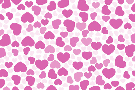 sns: Background material wallpaper, heart mark, Heart pattern, love, Valentine  's Day, White Day, love, decoration, Couples wrapping paper, wrapping, Illustration