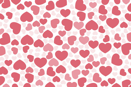 Background material wallpaper, heart mark, Heart pattern, love, Valentine 's Day, White Day, love, decoration, Couples wrapping paper, wrapping, Banco de Imagens - 36804435