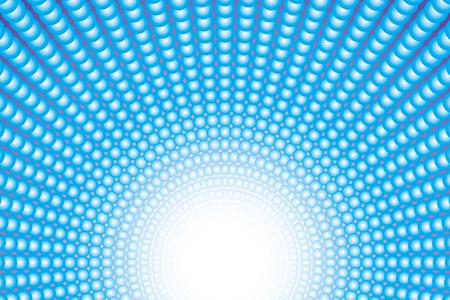 Background wallpaper material, background, pattern, patterns, Illuminations, Illuminated, neon sign, light, entertainment, wheel, radial, polka dots Vector