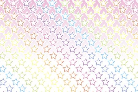 배경 소재 벽지, 무지개, 무지개 색상, 7 가지 색상, 화려한, 스타, 별, 스타 패턴, 스타 더스트, 은하, 성운, 은하수, 패턴 스톡 콘텐츠 - 36958418