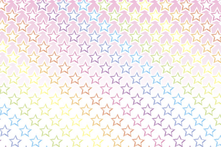Background material wallpaper, rainbow, rainbow colors, seven colors, colorful, star, stars, star pattern, stardust, galaxies, nebulae, Milky Way, pattern