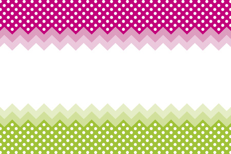 Background wallpaper material, polka dots, zig-zag, margin, price card, price tag, name card, copy space, text space, character space
