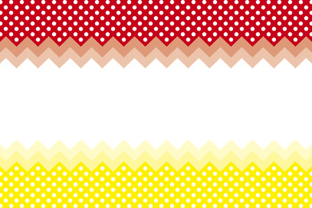standby: Background wallpaper material, polka dots, zig-zag, margin, price card, price tag, name card, copy space, text space, character space
