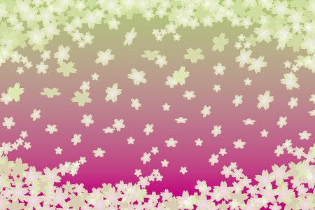 Background material wallpaper, cherry, cherry blossom, spring, petal, cherry color, graduation, graduation ceremony, entrance, entrance ceremony, Japanese style, tradition, Japanese paper,