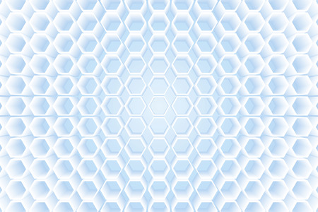 Background material wallpaper, hexagon, regular hexagon, honeycomb, honeycomb structurel, three-dimensional structure, 3D, three-dimensional Illustration