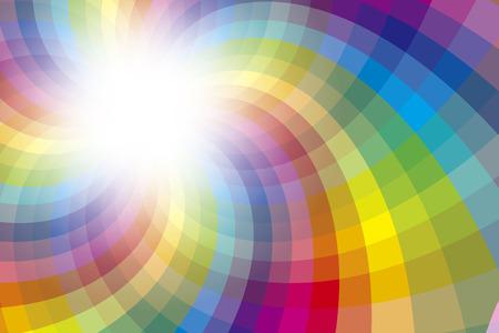 Rainbow Zdjęcie Seryjne - 40503101