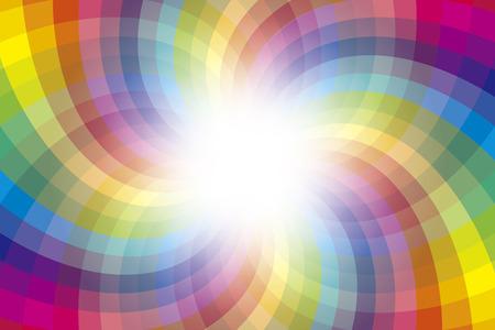 Rainbow   イラスト・ベクター素材