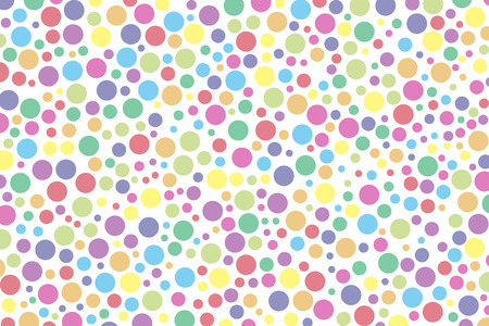 Dither polka dots Polka polkadot pattern pocked it circle circular circular round round dimpled point point dot Ilustracja