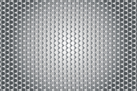 metal net: NET met�lica de malla forma neta puntada tracer�a de malla de alambre de compensaci�n neta de alambre de metal de malla de acero neto Vectores