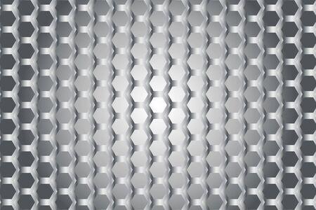 netting: NET net mesh metallic tracery stitch shape mesh net wire netting wire mesh metal net steel Illustration