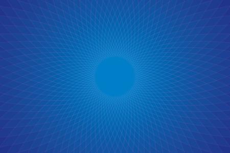 Radio electromagnetic warp dimension 4 d fourdimensional ripples ripples wave ultrasound radiation science science Illustration