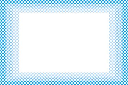 polkadot: Polka, polka-dot pattern, card, price card, message card, margins, character spacing, copy space