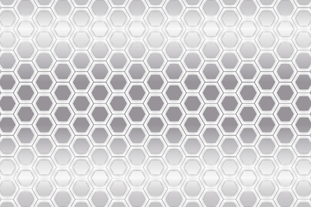 netty: Positive hexagonal, honeycomb structure, mesh, mesh, net, stitch pattern, fence, wire netting, wire mesh, metal mesh,