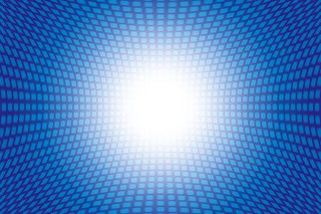 gleam: Wallpaper background material, light bulb, light, round, shine, gleam, tiles, blocks, illumination, different dimensions, dimensional, three-dimensional space