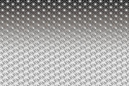 hemp: Wallpaper background material, hemp, asano, pattern, patterns, Crest, washi, Oriental, Japanese, Japan style, of Japan, tradition, m., chiyogami