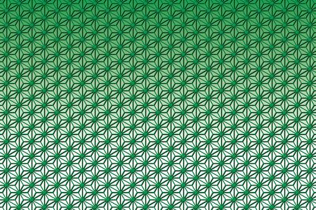 Wallpaper background material, hemp, asano, pattern, patterns, Crest, washi, Oriental, Japanese, Japan style, of Japan, tradition, m., chiyogami