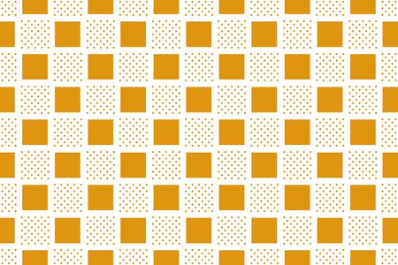 it: Background material wallpaper, tiles, blocks, dots, points, spots, Polka, pocked it, square, square, square Illustration