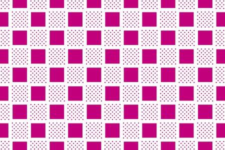 fleck: Background material wallpaper, tiles, blocks, dots, points, spots, Polka, pocked it, square, square, square Illustration