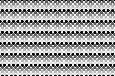 wallpaper dot: Wallpaper background material, dot, dimple, dither, point, spot, Polka, mizutama pattern, pocked it, punching Illustration