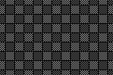 punched: Background material wallpapers, dimple, dither, point, spot, Polka, polka-dot pattern, tiles, floor, mat, pocked it Illustration