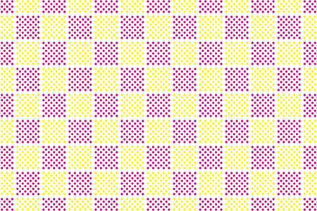 floor mat: Background material wallpapers, dimple, dither, point, spot, Polka, polka-dot pattern, tiles, floor, mat, pocked it Illustration