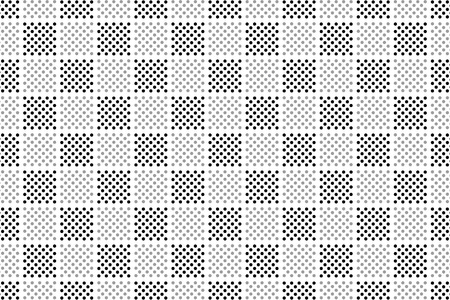 it: Background material wallpapers, dimple, dither, point, spot, Polka, polka-dot pattern, tiles, floor, mat, pocked it Illustration