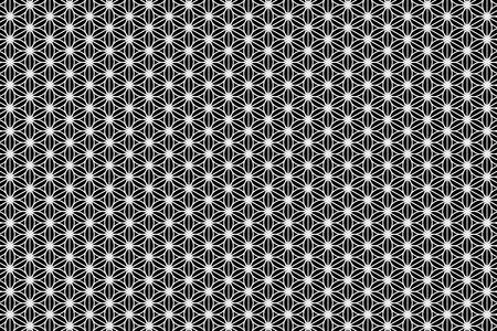 Material de papel tapiz de fondo, patrón de la hoja de cannabis, patrones de la hoja de cáñamo, hojas abuelita, japonés, estilo de Japón, tradición, japonés, Kyoto, m., Washi, chiyogami, floral