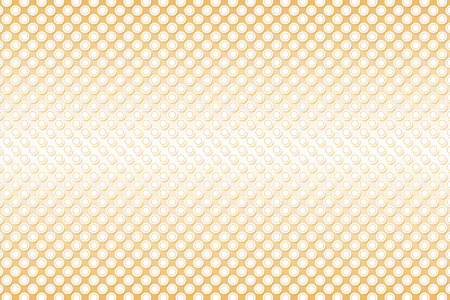 dimple: Wallpaper background material, Polka, mizutama, pocked it, point we spotted, dimple, dither, perforated metal Illustration